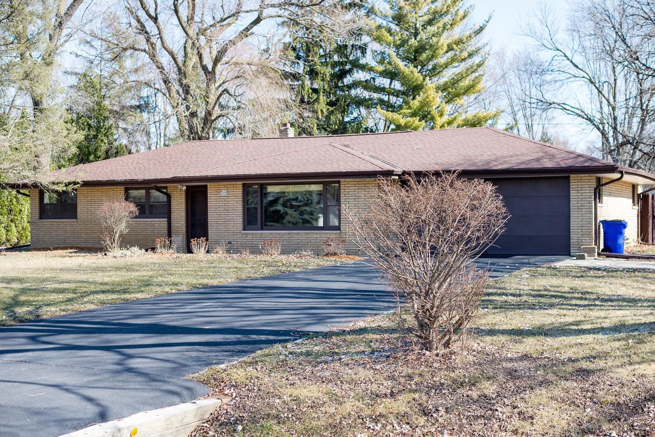 Welcome home to this clean and well maintained all brick ranch with many updates this