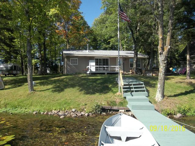 View Single-Family Home For Sale at 17542 Red Maple LN, TOWNSEND, WI