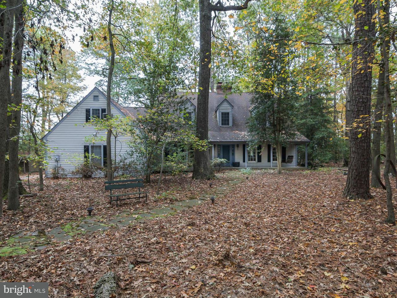 Maison unifamiliale pour l Vente à 8619 Bozman Neavitt Road 8619 Bozman Neavitt Road Bozman, Maryland 21612 États-Unis
