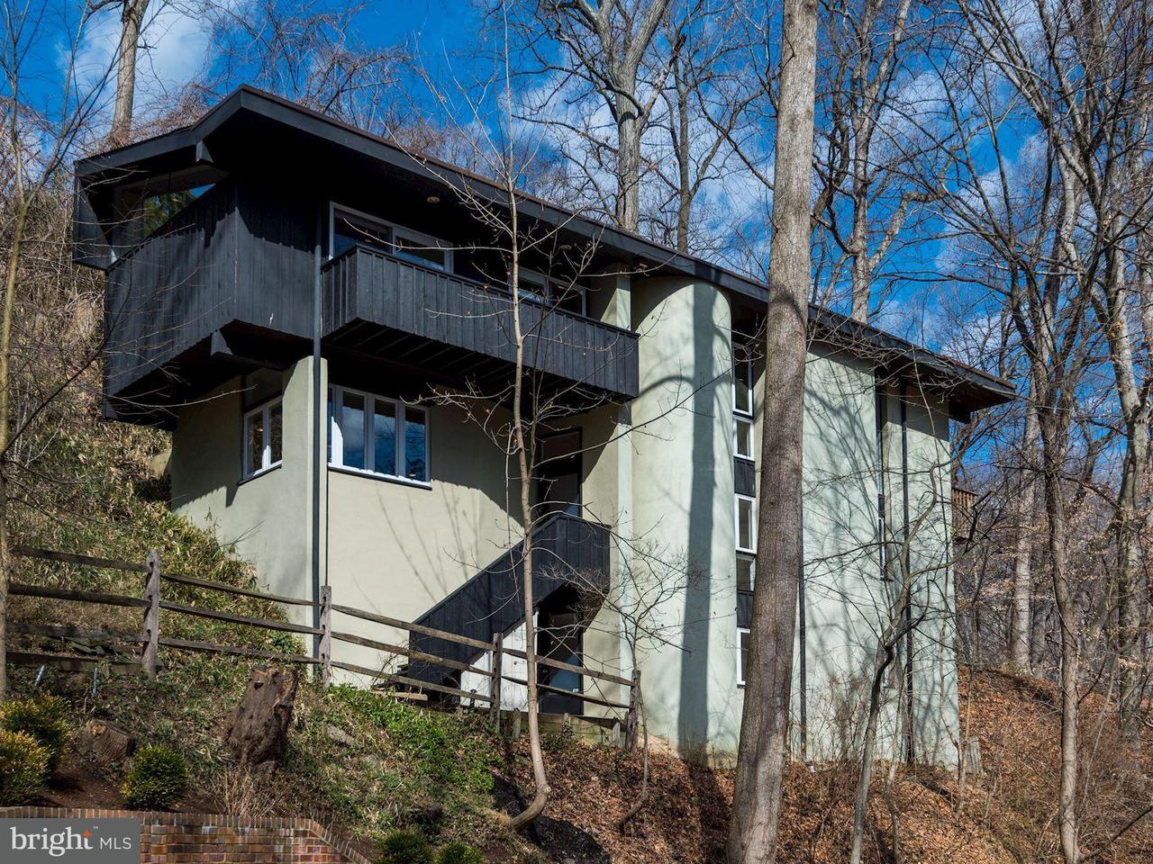 단독 가정 주택 용 매매 에 2801 Davenport St Nw 2801 Davenport St Nw Washington, 컬럼비아주 20008 미국