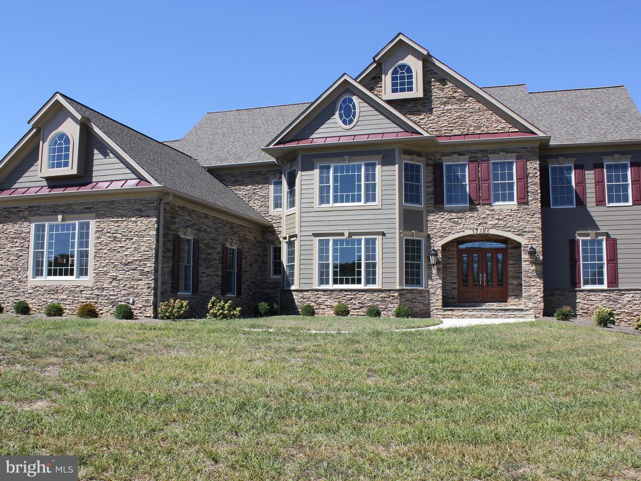 Single Family Home for Sale at 15700 Hunton Lane 15700 Hunton Lane Haymarket, Virginia 20169 United States
