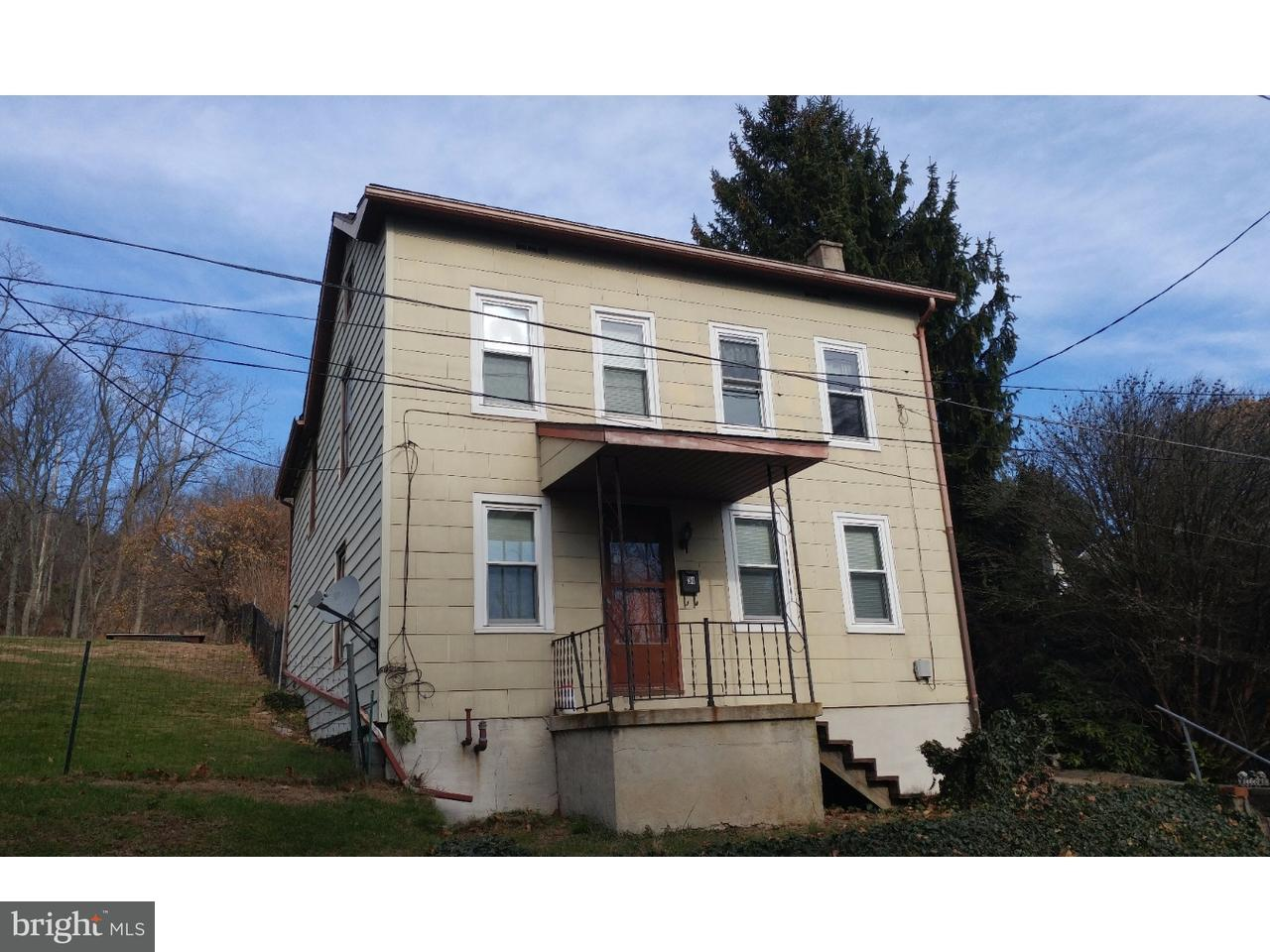 Single Family Home for Sale at 34 CHERRY Street Cressona, Pennsylvania 17929 United States