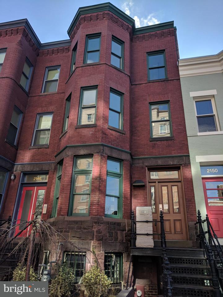 Townhouse for Sale at 2148 F St Nw 2148 F St Nw Washington, District Of Columbia 20037 United States