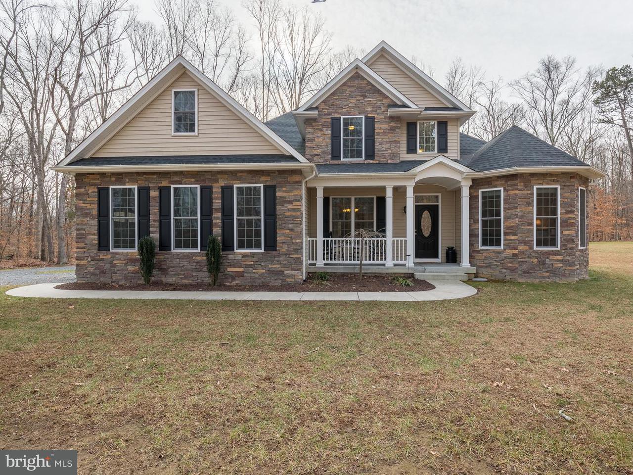 Eensgezinswoning voor Verkoop een t 3291 Thompsons Mill Road 3291 Thompsons Mill Road Goldvein, Virginia 22720 Verenigde Staten