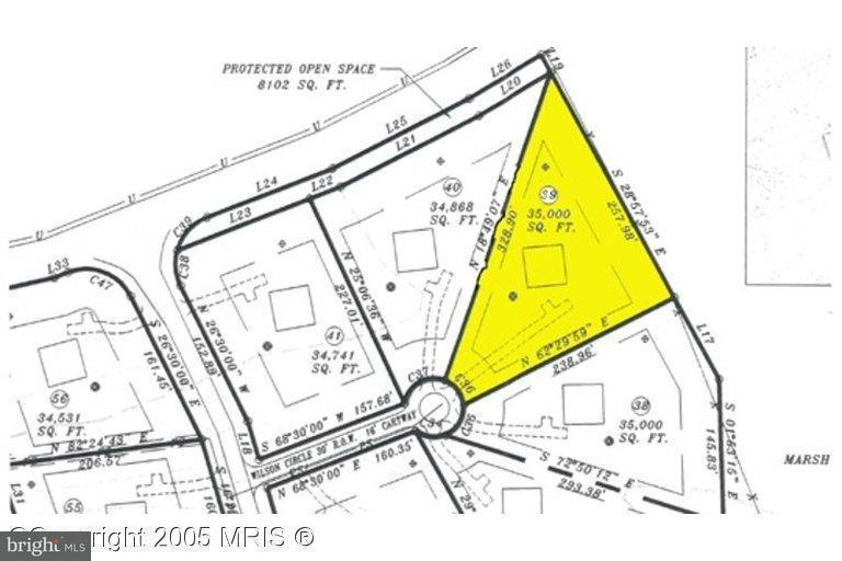 Land for Sale at 39 Wilson Cir Swanton, Maryland 21561 United States