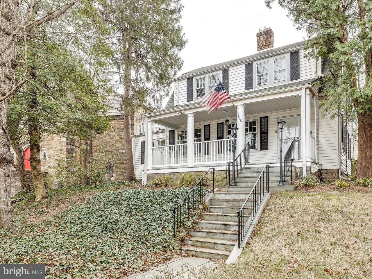 Other Residential for Rent at 3746 Jocelyn St NW Washington, District Of Columbia 20015 United States