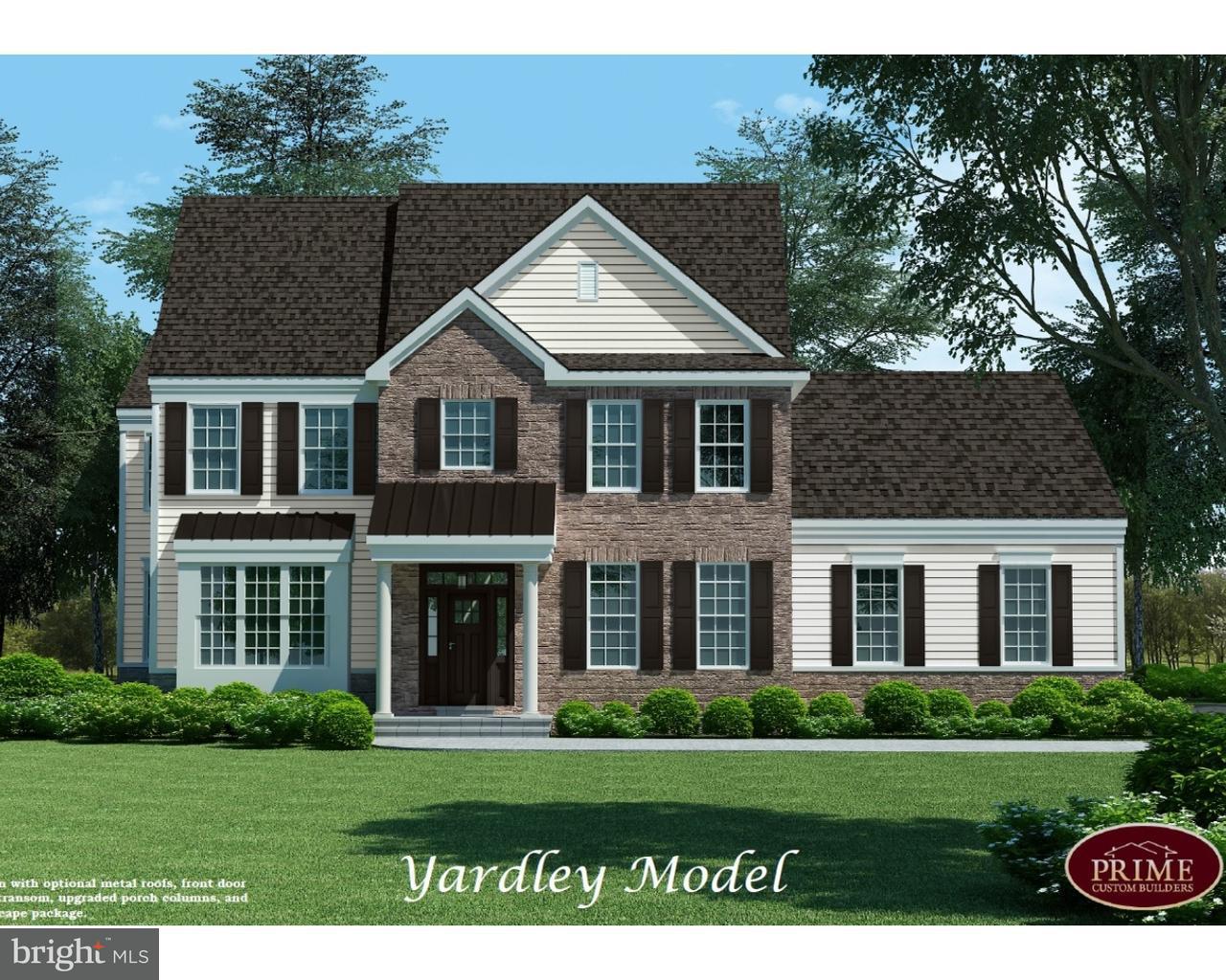 단독 가정 주택 용 매매 에 2824 MACARRO WAY Hellertown, 펜실바니아 18055 미국