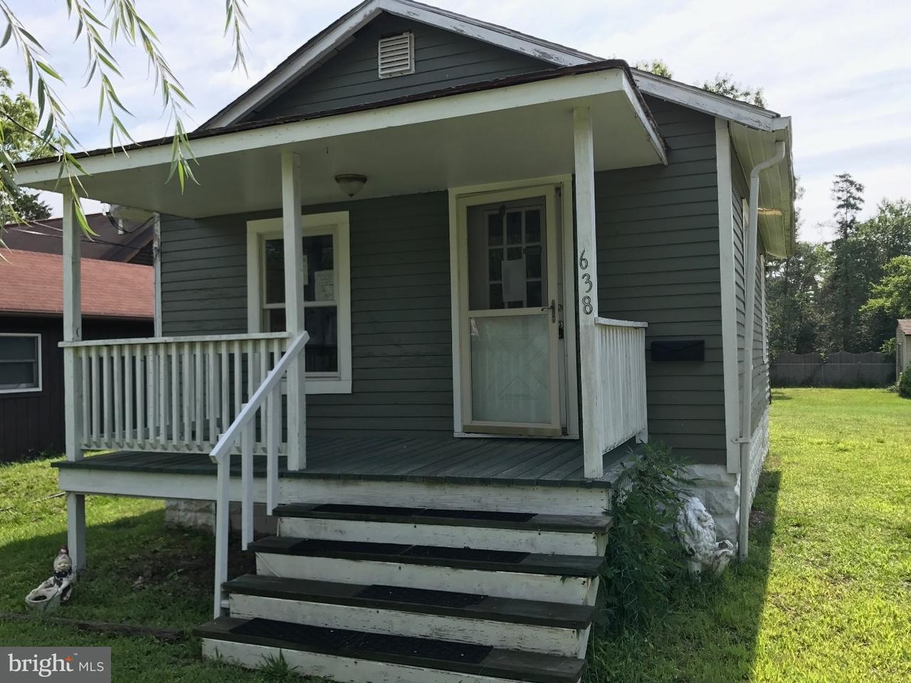 Villa per Vendita alle ore 638 8TH Street Absecon, New Jersey 08201 Stati Uniti