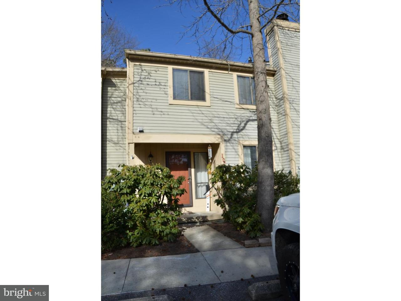 Townhouse for Rent at 105 DORSET Drive Marlton, New Jersey 08053 United States