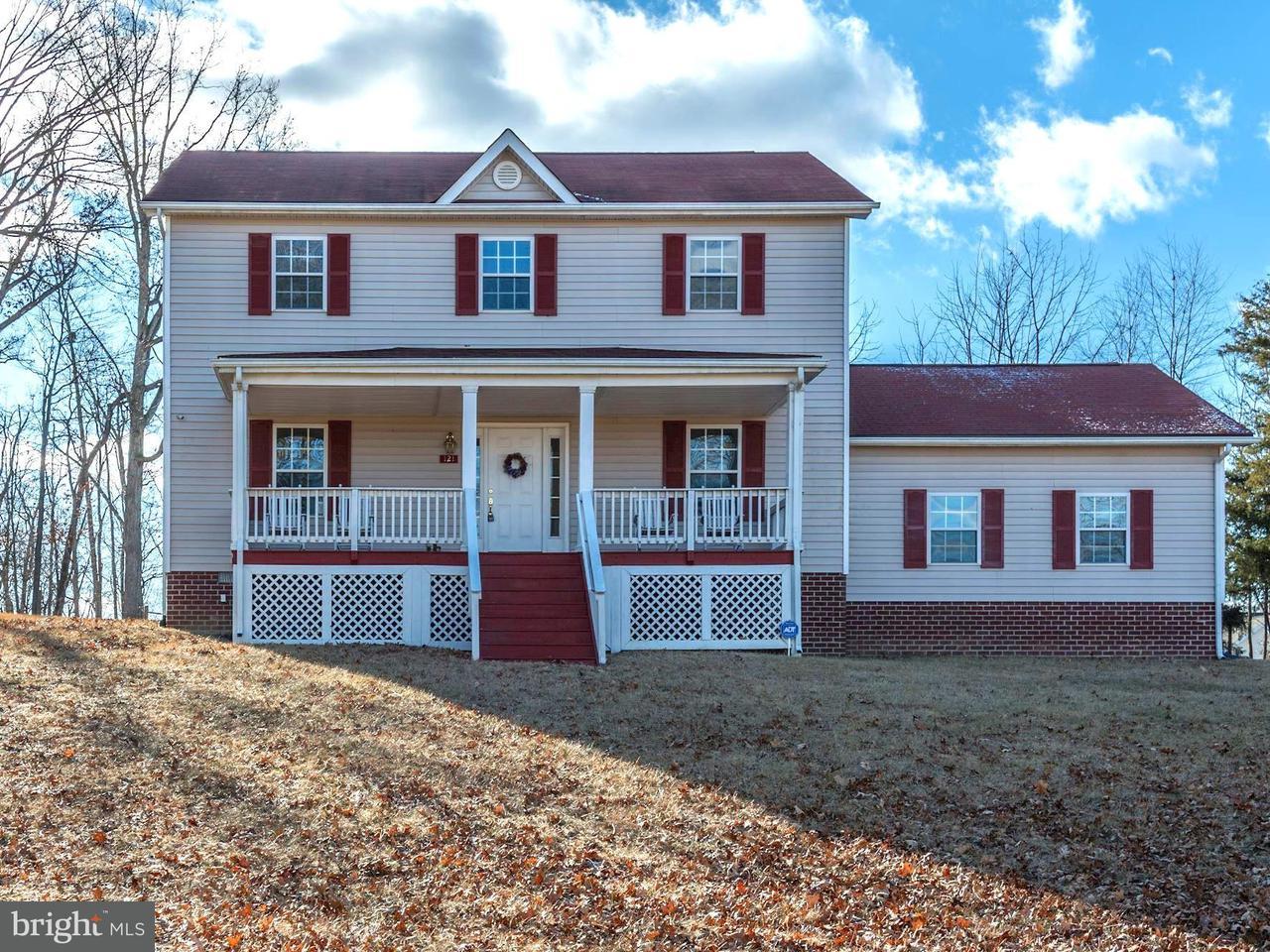 農場 為 出售 在 121 Lindsay Lane 121 Lindsay Lane Edinburg, 弗吉尼亞州 22824 美國