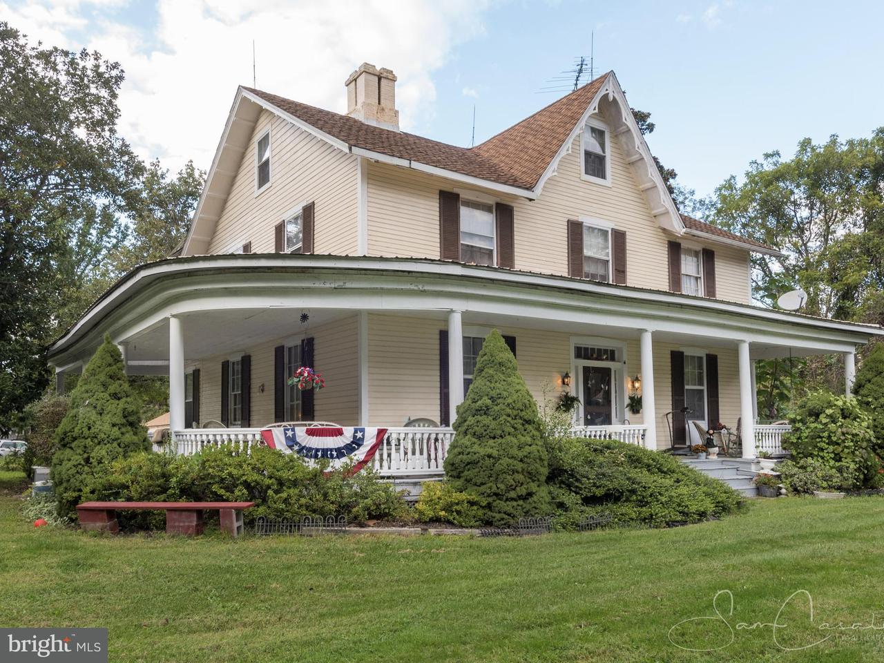 Single Family Home for Sale at 11808 Franklinville Road 11808 Franklinville Road Upper Falls, Maryland 21156 United States