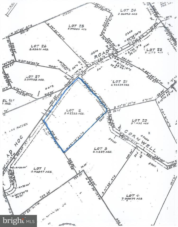 土地 為 出售 在 Cornwell Farm Drive Cornwell Farm Drive Great Falls, 弗吉尼亞州 22066 美國