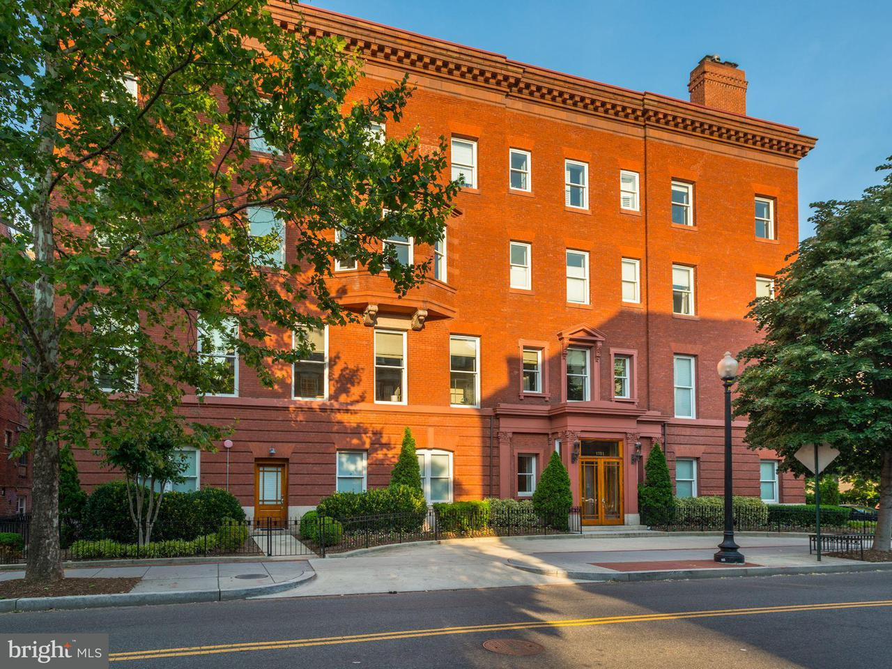 Condominium for Sale at 1701 18th St Nw #401 1701 18th St Nw #401 Washington, District Of Columbia 20009 United States