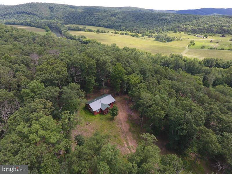 Single Family for Sale at 4777 Arnold Stickley Road Green Spring, West Virginia 26722 United States