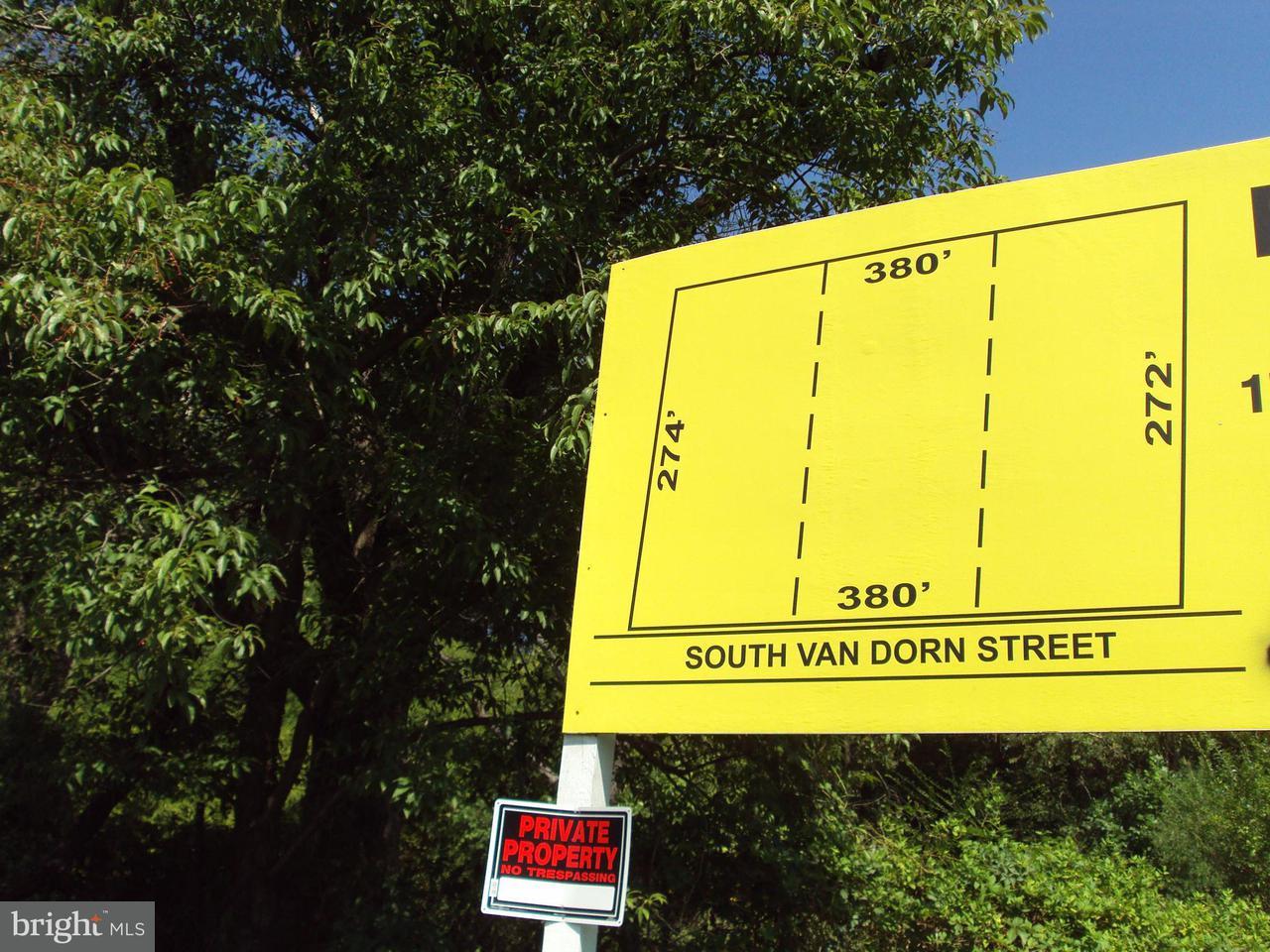 Terreno por un Venta en 5945 Van Dorn Street 5945 Van Dorn Street Alexandria, Virginia 22310 Estados Unidos