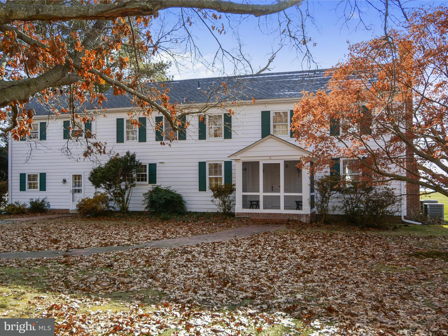 Farm for Sale at 23025 Pot Pie Rd Wittman, Maryland 21676 United States