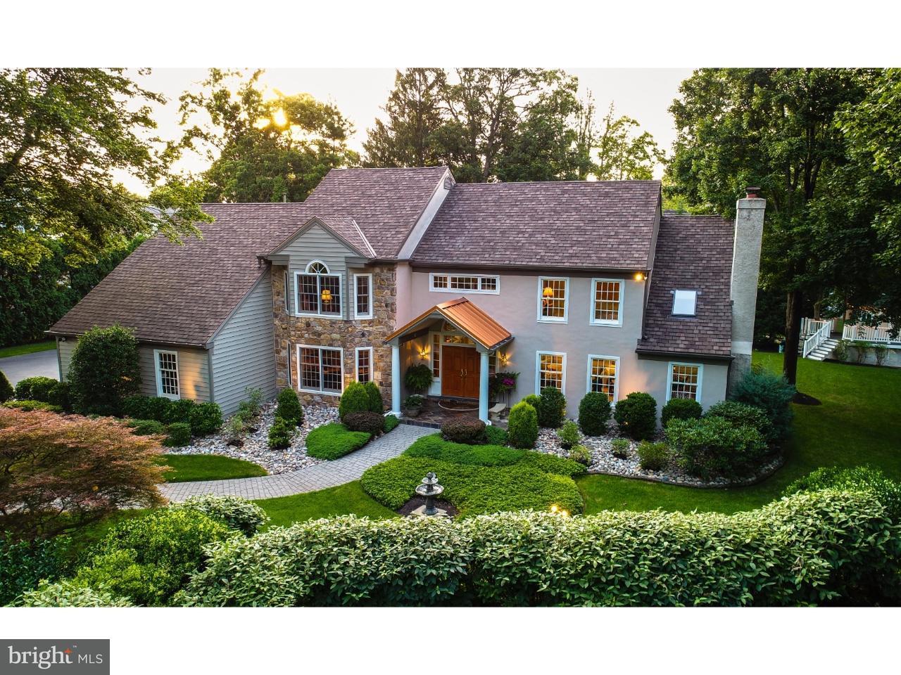 Частный односемейный дом для того Продажа на 113 SUGARTOWN Road Devon, Пенсильвания 19333 Соединенные Штаты