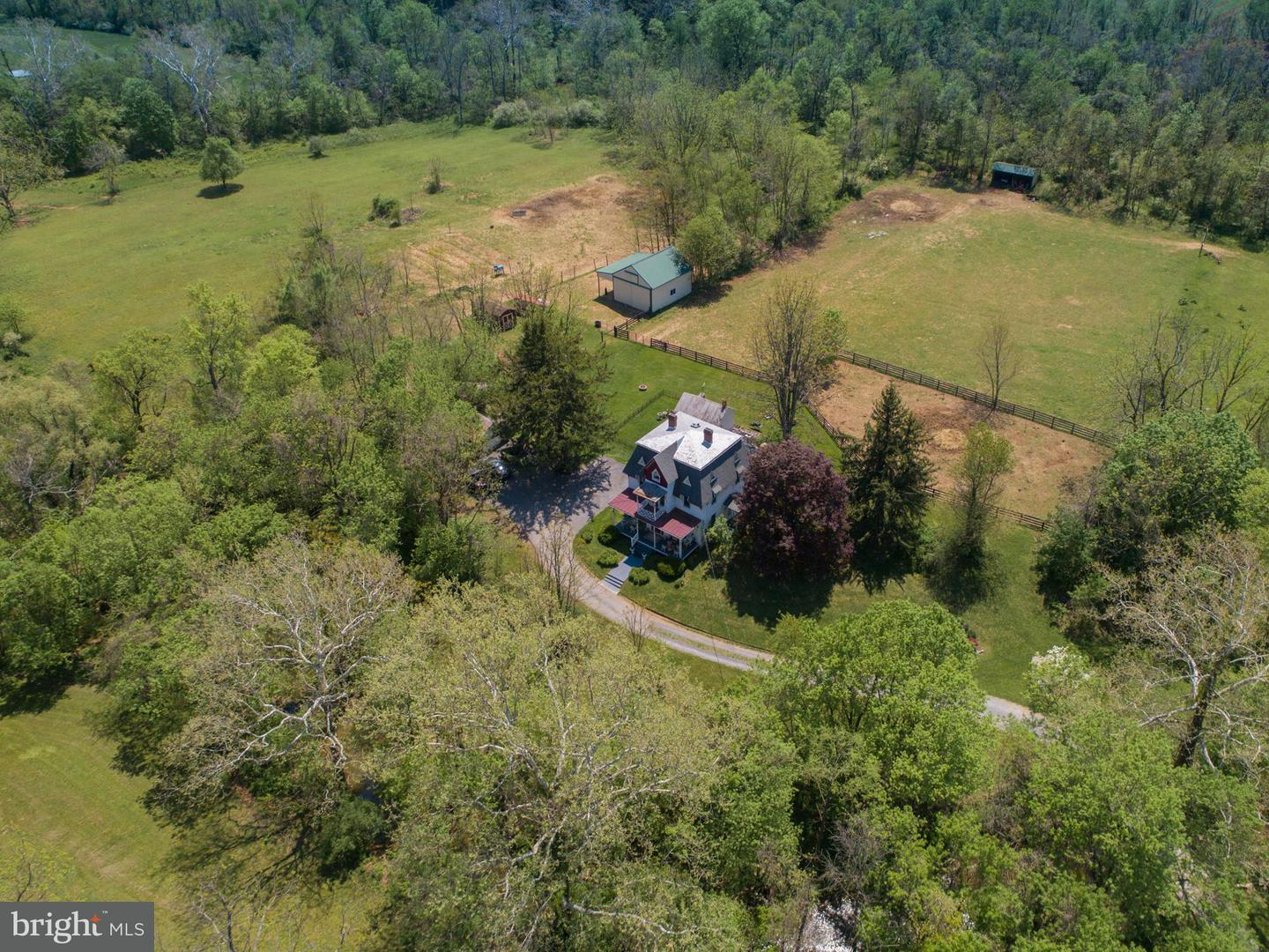 Farm for Sale at 170 Baptist Church Aly Gerrardstown, West Virginia 25420 United States