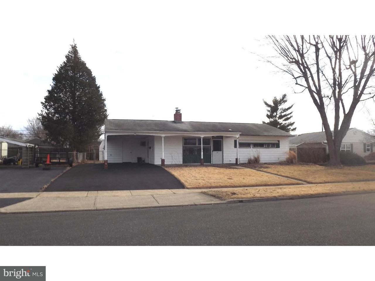 Single Family Home for Rent at 58 LEISURE Lane Levittown, Pennsylvania 19054 United States