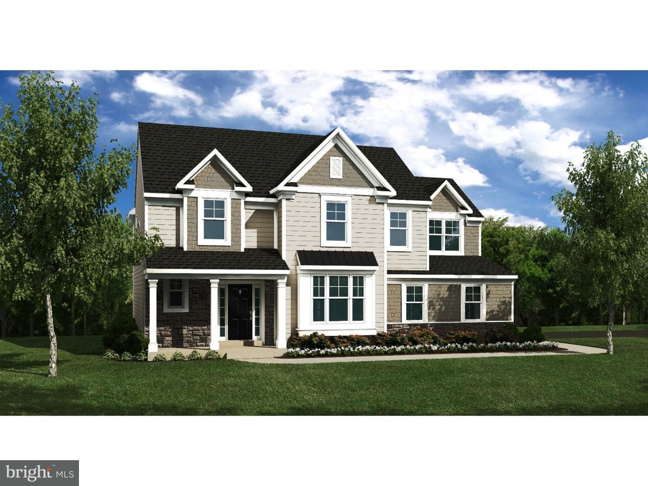Maison unifamiliale pour l Vente à 752 GERHART Lane Telford, Pennsylvanie 18969 États-Unis