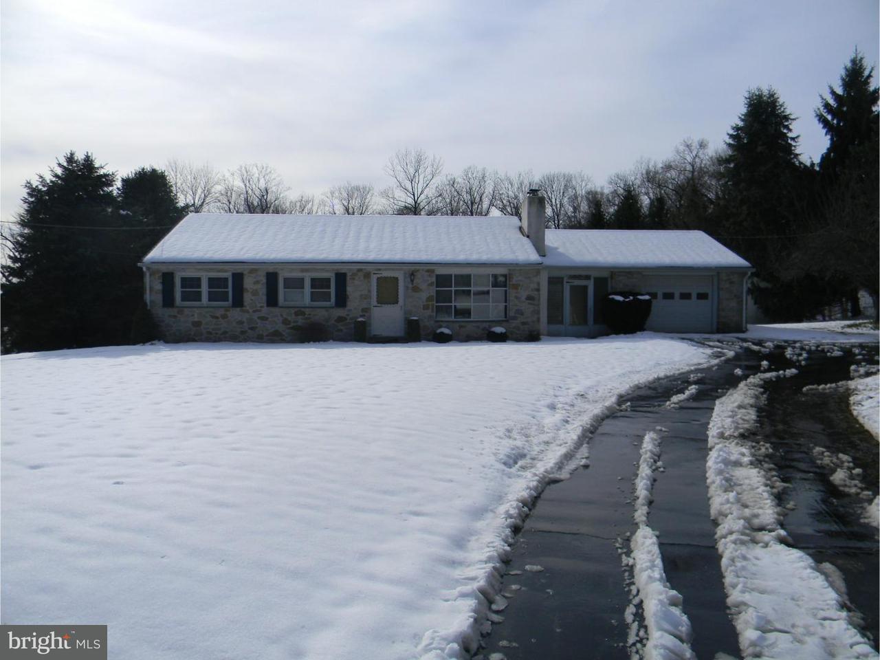 独户住宅 为 出租 在 2080 HOWELL Road 马尔文, 宾夕法尼亚州 19355 美国