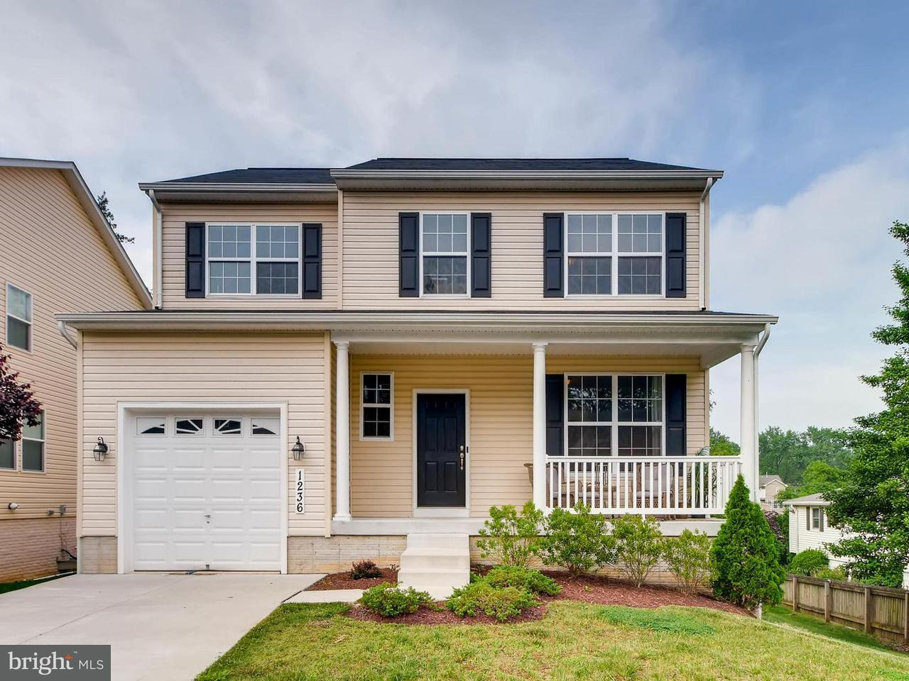 Single Family for Sale at 1236 Limit Ave Baltimore, Maryland 21239 United States