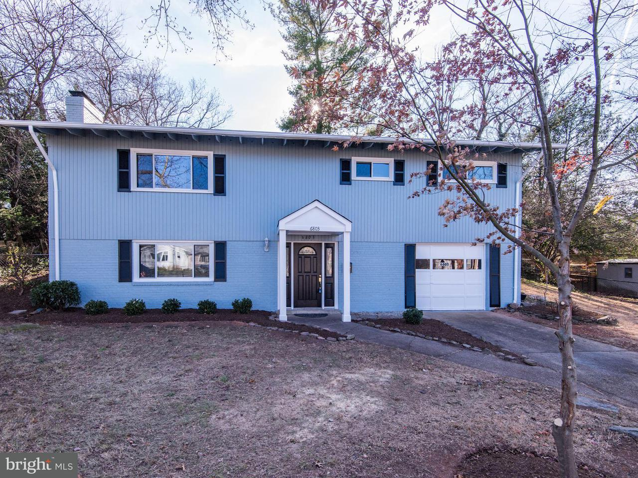 Single Family for Sale at 6803 Old Chesterbrook Rd McLean, Virginia 22101 United States