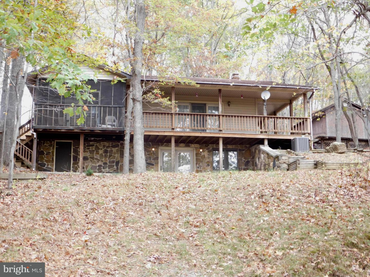 Single Family for Sale at 0 Crites Ln Scherr, West Virginia 26726 United States