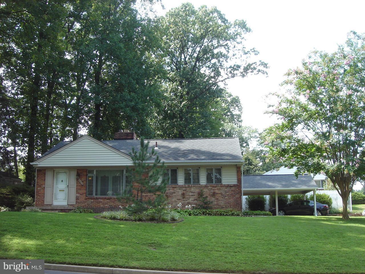 Casa Unifamiliar por un Venta en 10903 Byrd Drive 10903 Byrd Drive Fairfax, Virginia 22030 Estados Unidos