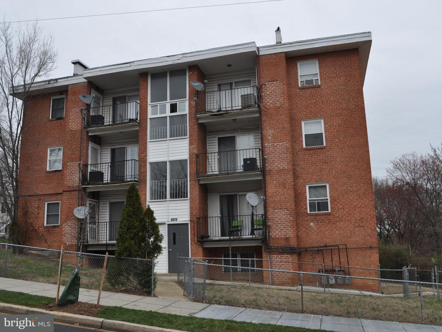 Other Residential for Sale at 4020 6th St SE Washington, District Of Columbia 20032 United States