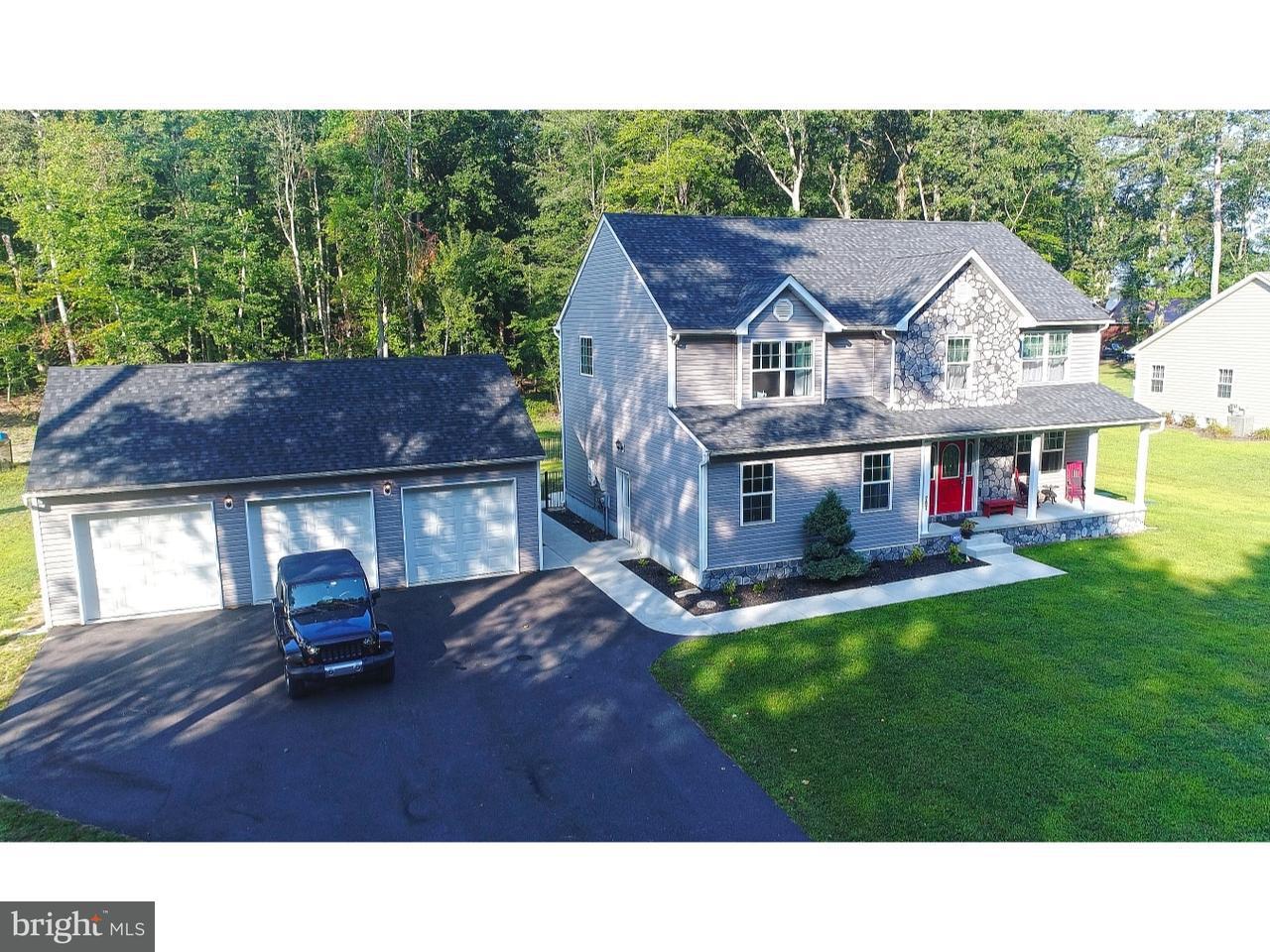 Casa para uma família para Venda às 767 CAMPGROUND Road Felton, Delaware 19943 Estados Unidos