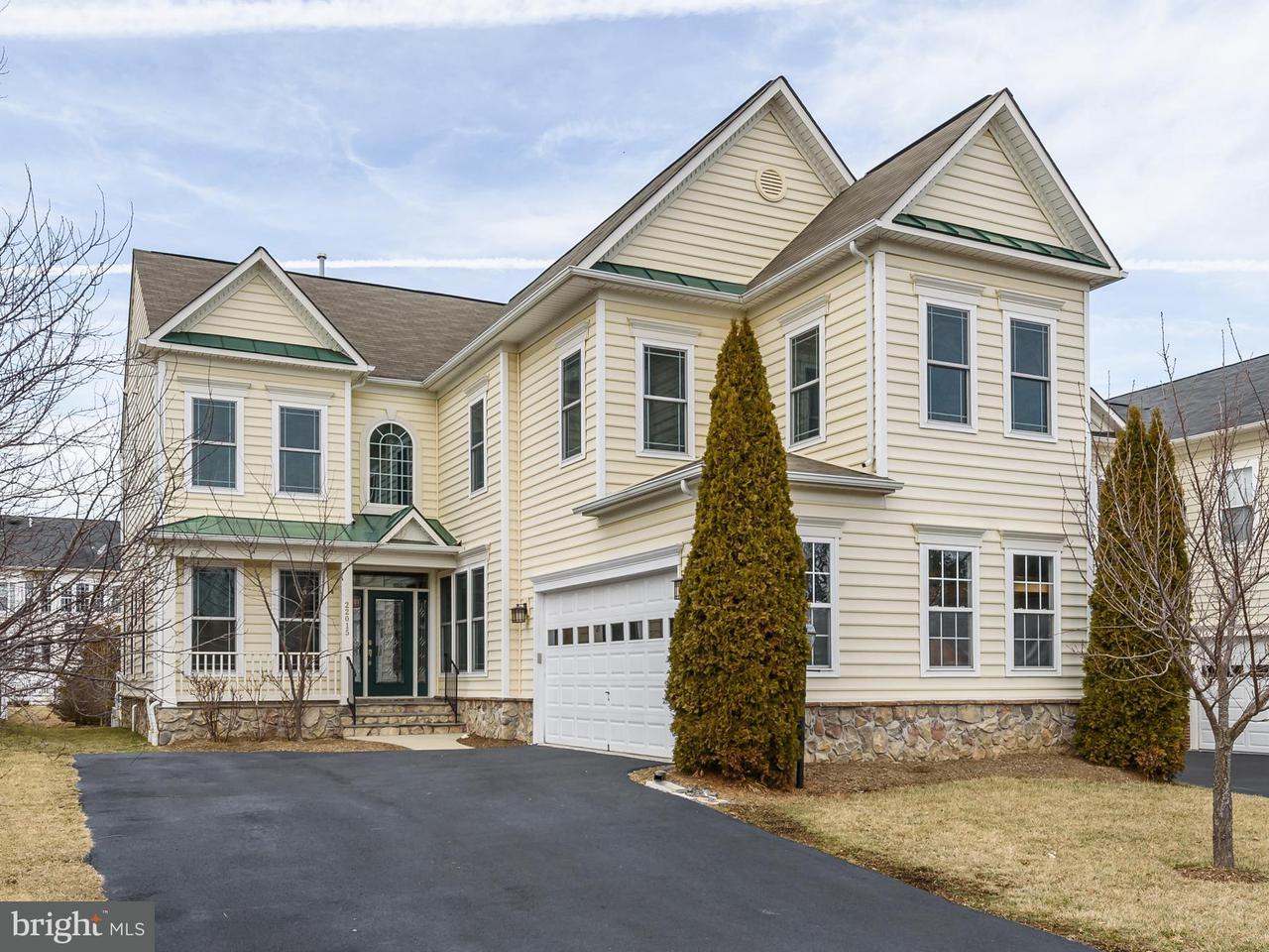 Eensgezinswoning voor Verkoop een t 22015 Sunstone Court 22015 Sunstone Court Broadlands, Virginia 20148 Verenigde Staten