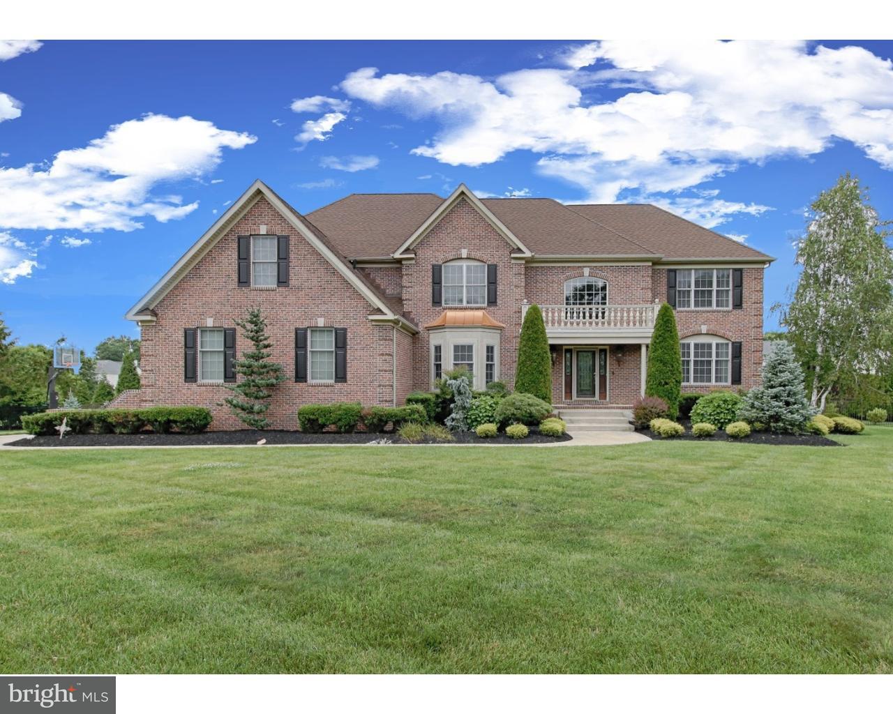 Maison unifamiliale pour l Vente à 6 TUXEDO Court Evesham, New Jersey 08053 États-Unis