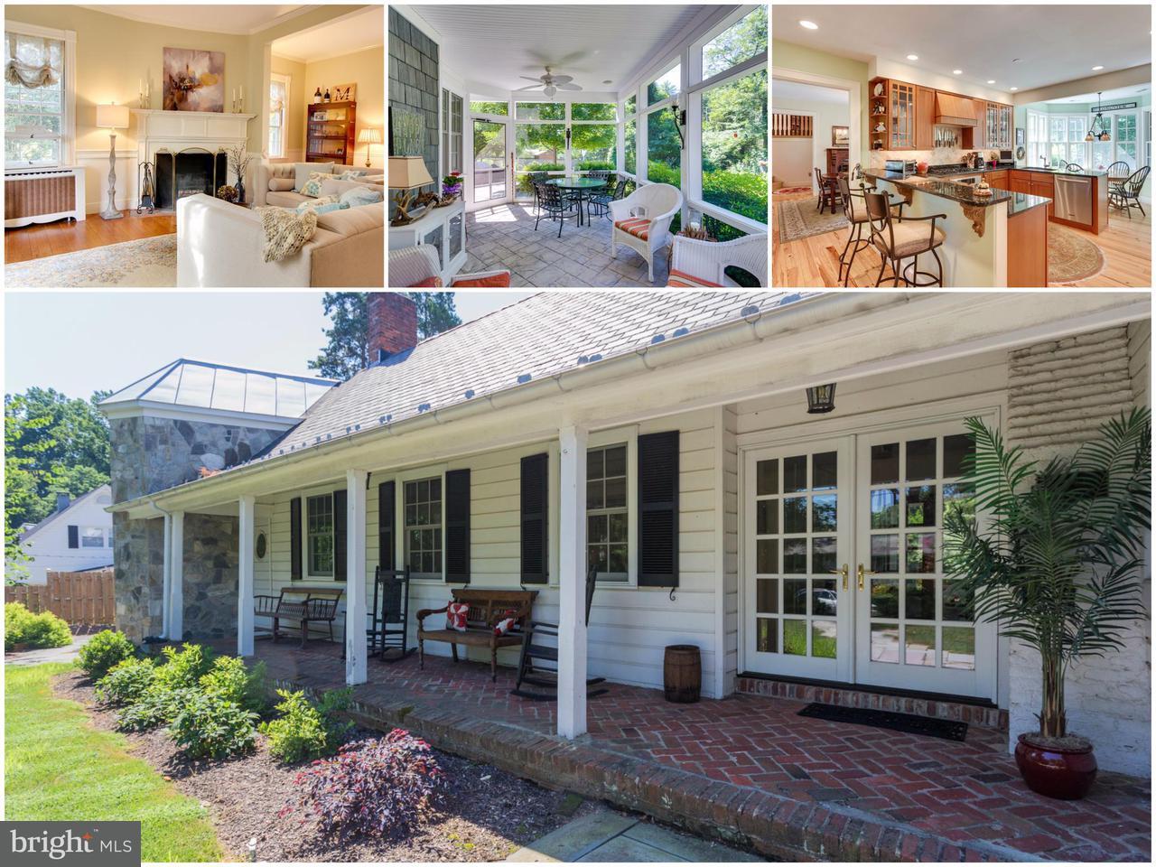 Single Family Home for Sale at 2606 Ogden Street 2606 Ogden Street Falls Church, Virginia 22043 United States