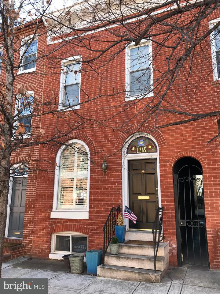 Other Residential for Rent at 1265 William St Baltimore, Maryland 21230 United States