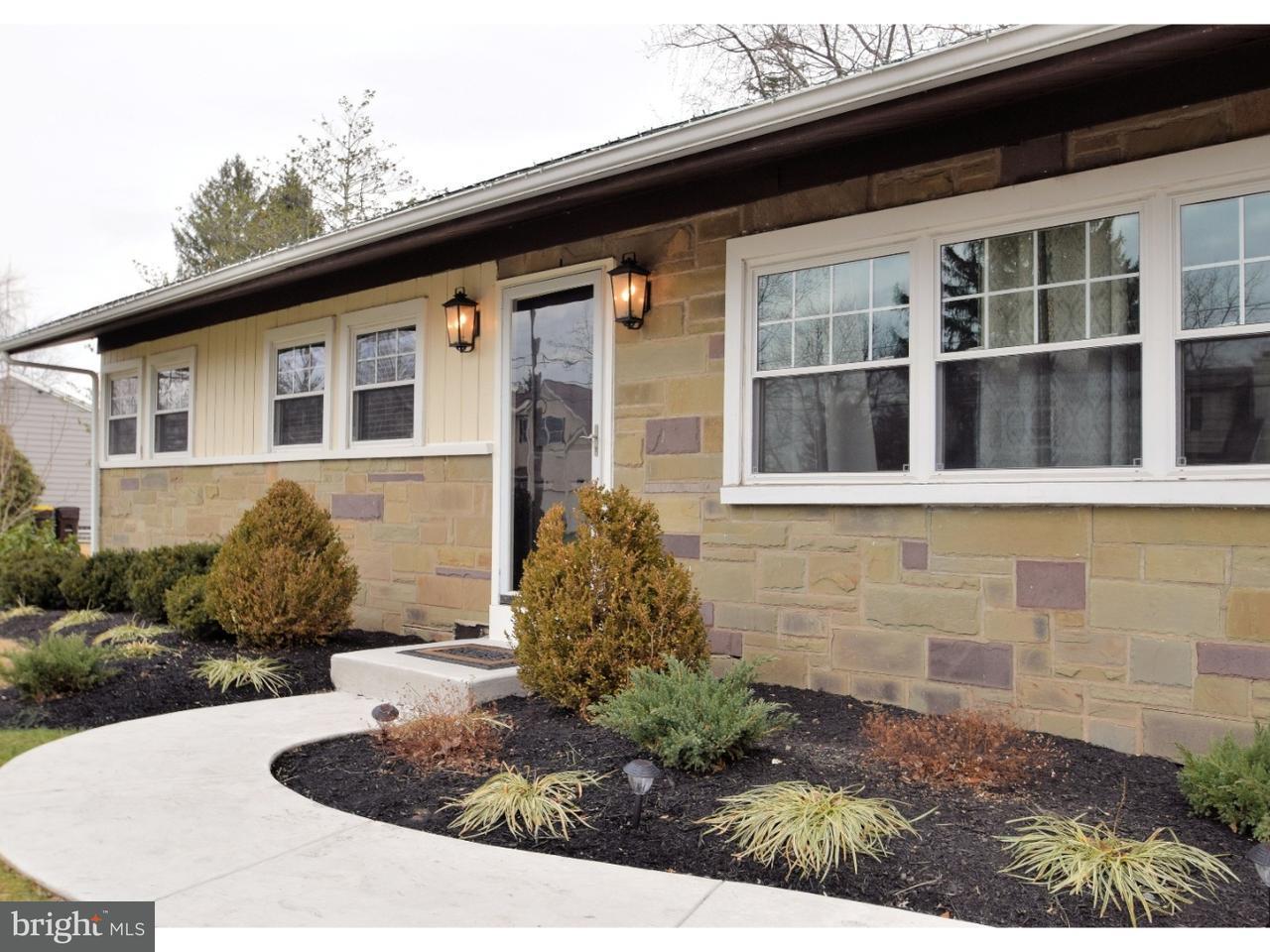 Частный односемейный дом для того Аренда на 626 GALLEN Road Horsham, Пенсильвания 19044 Соединенные Штаты