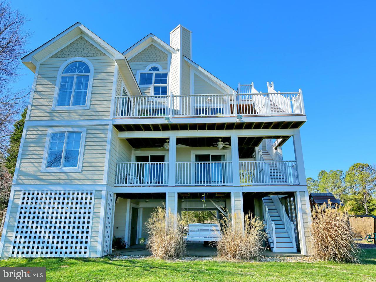 Частный односемейный дом для того Продажа на 14022 River Road 14022 River Road Newburg, Мэриленд 20664 Соединенные Штаты