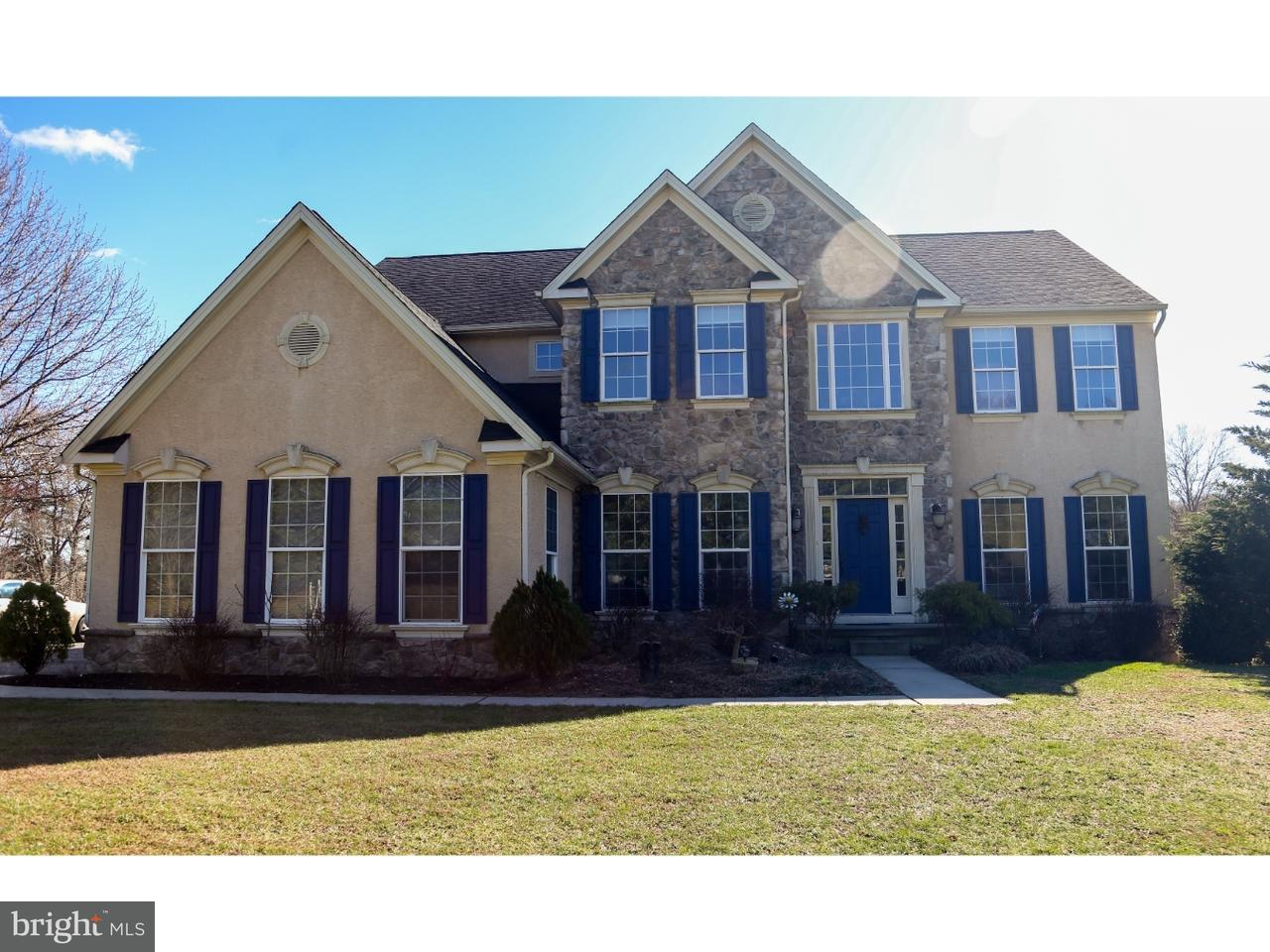 Maison unifamiliale pour l Vente à 1224 OLDMANS CREEK Road Swedesboro, New Jersey 08085 États-Unis
