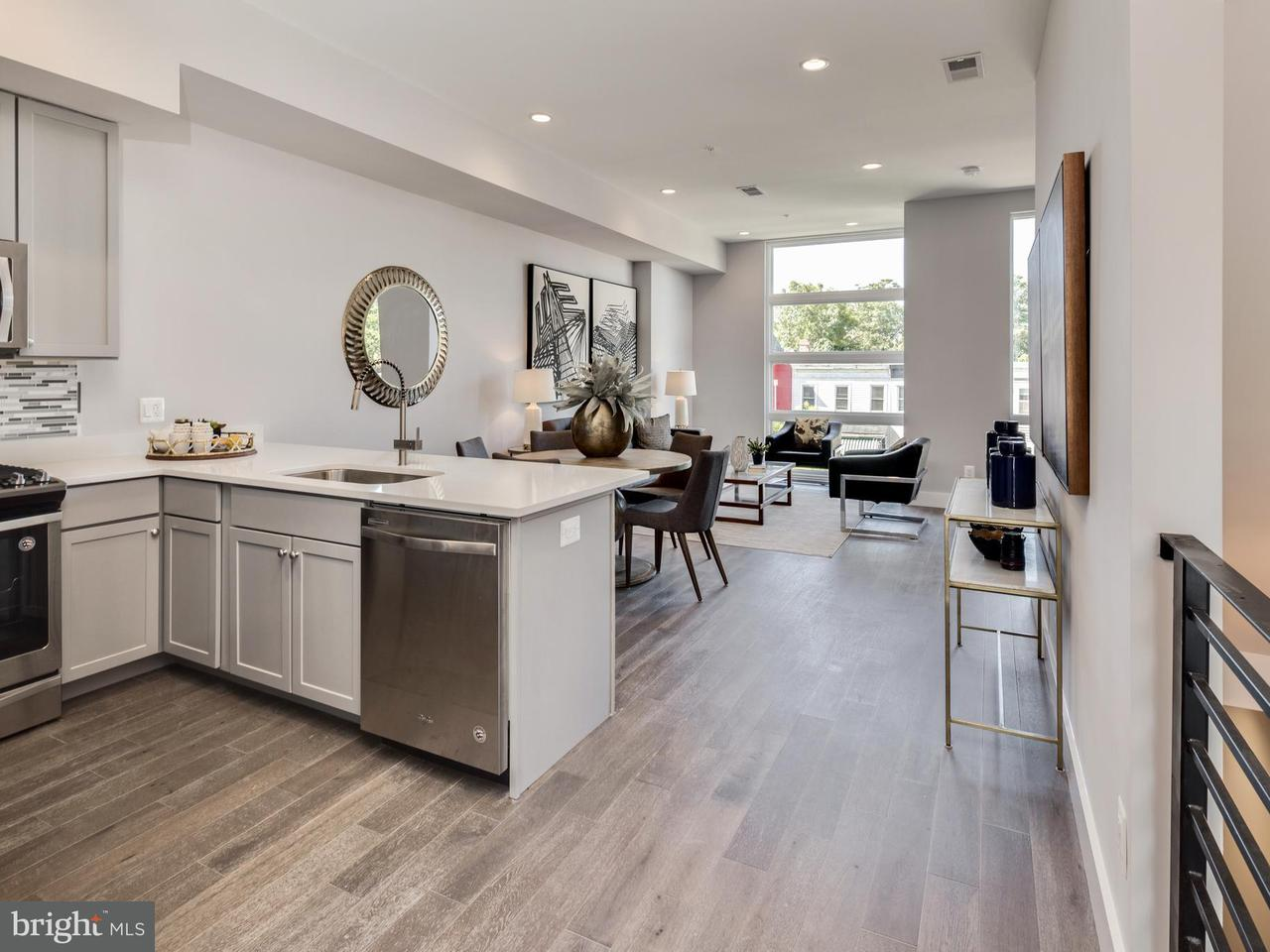 Additional photo for property listing at 3227 Sherman Ave Nw #Two 3227 Sherman Ave Nw #Two Washington, Distrito De Columbia 20010 Estados Unidos