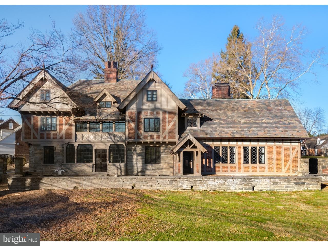Vivienda unifamiliar por un Venta en 301 WINDSOR Avenue Wayne, Pennsylvania 19087 Estados Unidos
