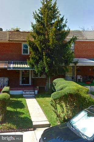 Single Family for Sale at 1413 Montpelier St Baltimore, Maryland 21218 United States
