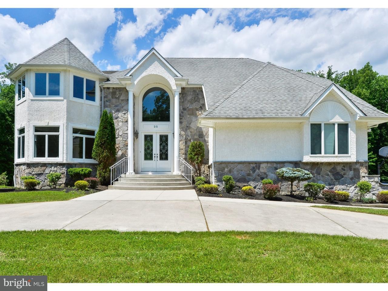 Μονοκατοικία για την Πώληση στο 35 S ELMWOOD Road Marlton, Νιου Τζερσεϋ 08053 Ηνωμενεσ Πολιτειεσ