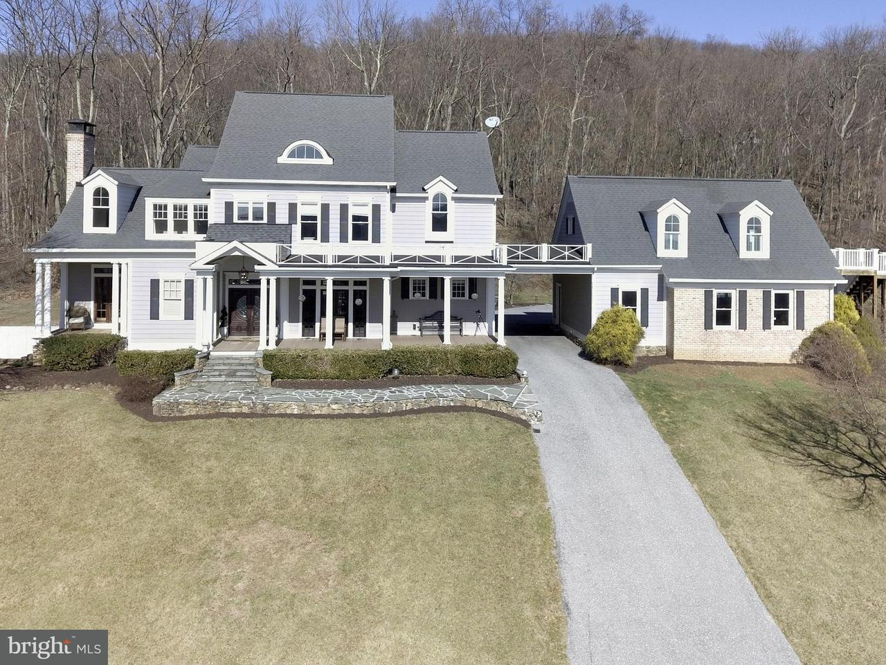 Farm for Sale at 10711 Easterday Road 10711 Easterday Road Myersville, Maryland 21773 United States