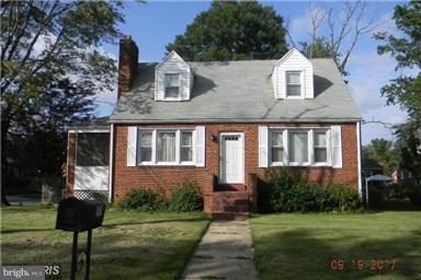 Other Residential for Rent at 6500 Hansford St District Heights, Maryland 20747 United States