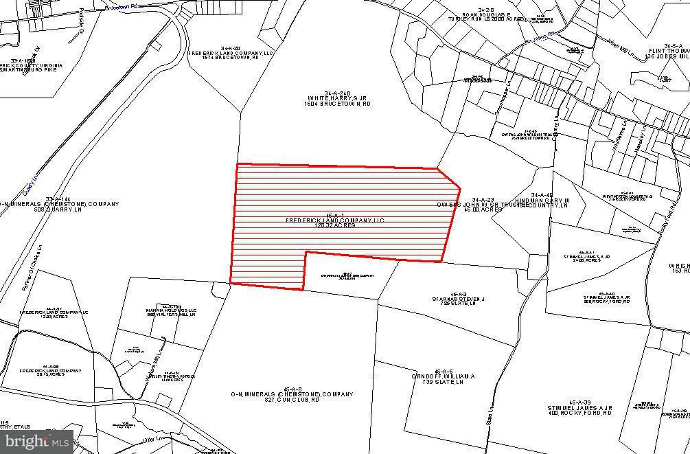Land for Sale at 0 Brucetown Rd Clear Brook, Virginia 22624 United States