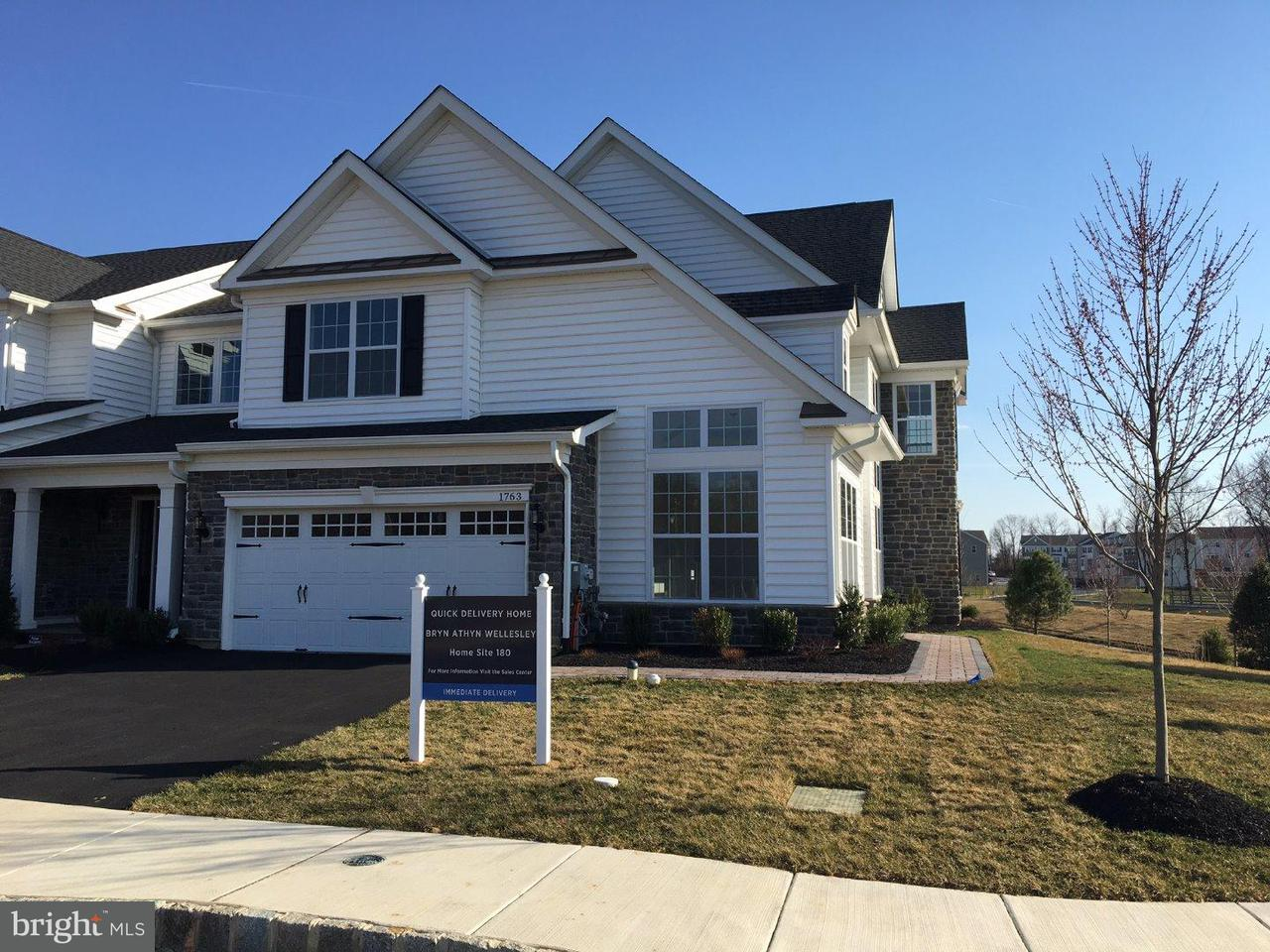 Townhouse for Sale at 1761 LOCUST Avenue Levittown, Pennsylvania 19054 United States