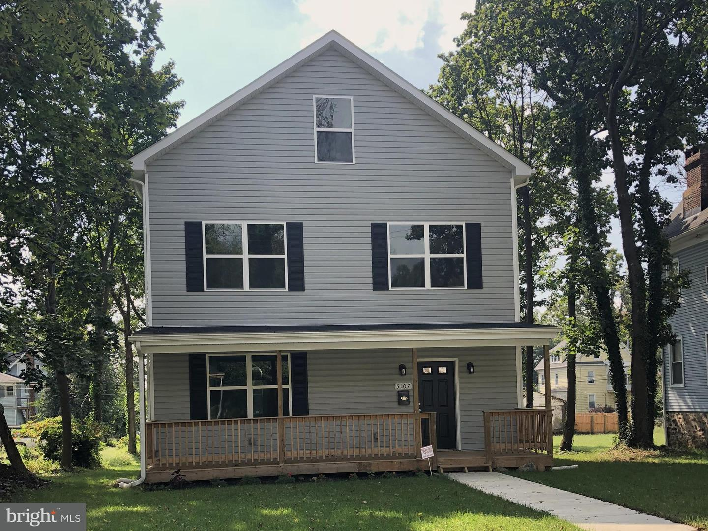 Single Family for Sale at 5107 Gwynn Oak Ave Baltimore, Maryland 21207 United States