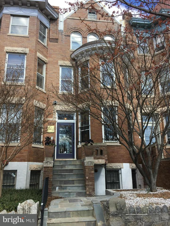 Other Residential for Rent at 1773 T NW Washington, District Of Columbia 20009 United States