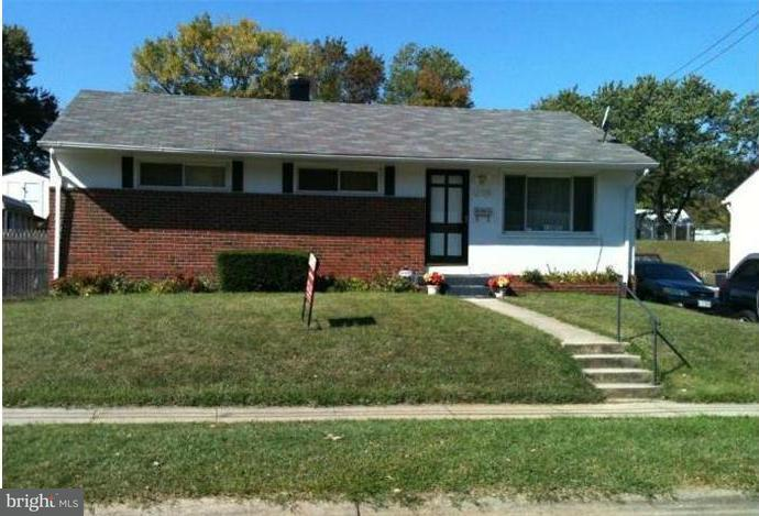 Other Residential for Rent at 2509 Kirtland Ave District Heights, Maryland 20747 United States