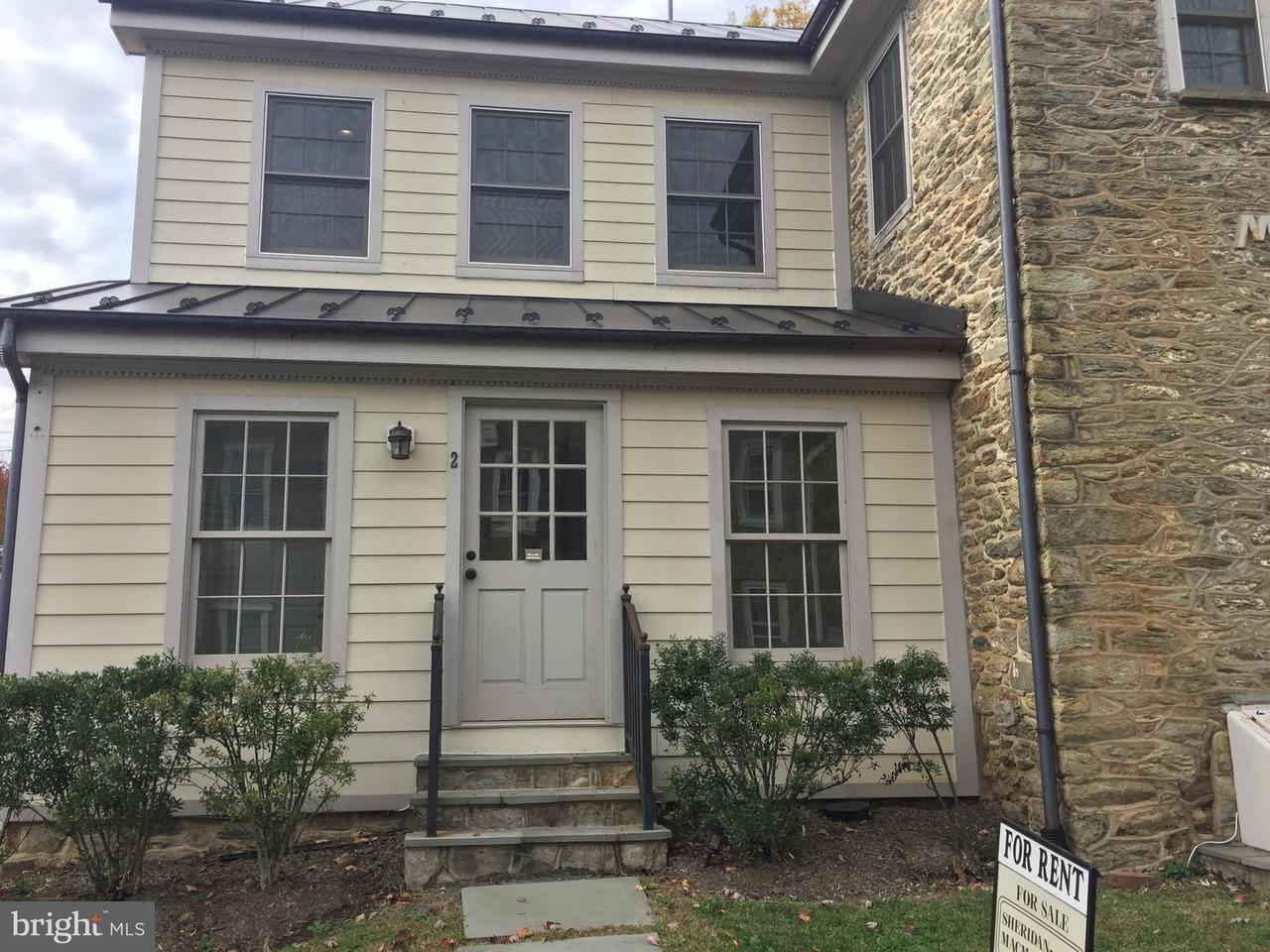 Other Residential for Rent at 111 Washington St Middleburg, Virginia 20117 United States